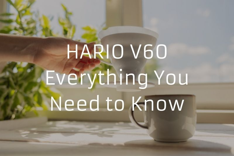 HARIO V60 – Everything You Need to Know