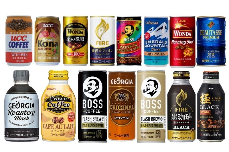 Japanese Coffee Manufacturers