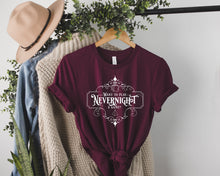 Load image into Gallery viewer, Nevernight Shirt | A Touch of Darkness
