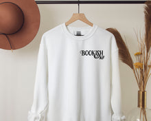 Load image into Gallery viewer, BOOKISH AF Sweatshirt