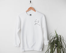 Load image into Gallery viewer, Addie's Freckles Sweatshirt | Addie LaRue