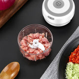 Wireless Garlic Chopper