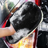 Car Wash Handfit Sponge Brush