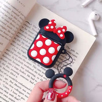 Cartoon Earphone Case For Apple AirPods