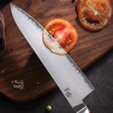 AUS-10 composite steel Forging knife Cleaver Chef knives