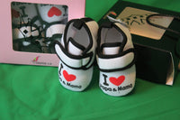I Love Papa&Mama Baby Shoe