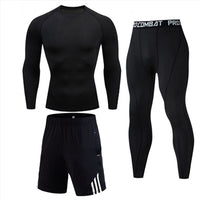 Gym Jogging Suit Fitness Tights leggings