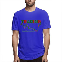 Men's Stock Trading Tee Shirt