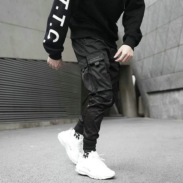 2020 Hip Hop Multi-pocket Pants