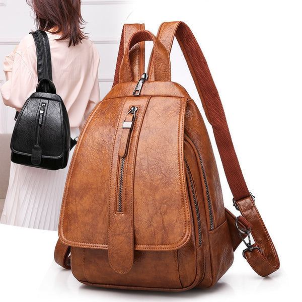 2020 Vintage Women Backpack