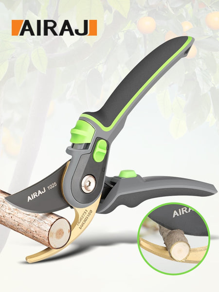 Fruit Trees, Flowers,Branches and Scissors Hand Tools