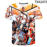 Grand Theft Auto GameTops Tees
