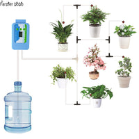 Automatic Drip Irrigation System Pump Controller Watering Kits