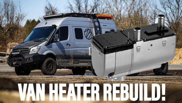 How To Rebuild an Espar D5 Heater | '18-'20 Winnebago Revel