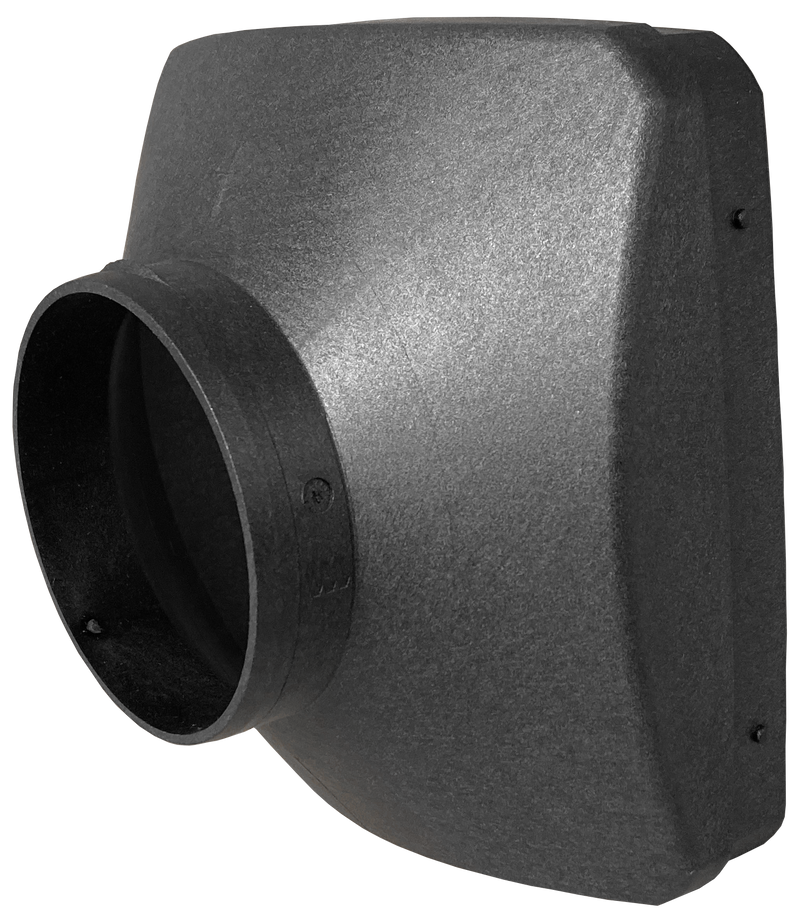 M4-D4 Air Outlet Hood 75mm