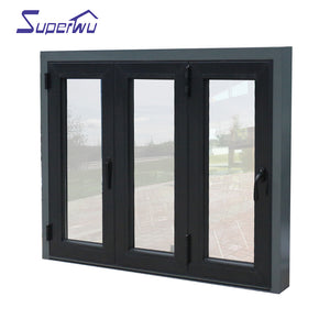 Superwu 2021Popular aluminum fold window with morden design