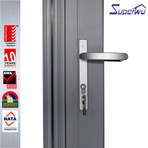 Superwu 2021The High-end Corner Folding Door Allows The Office To Have More Space, And The Color Is Optional