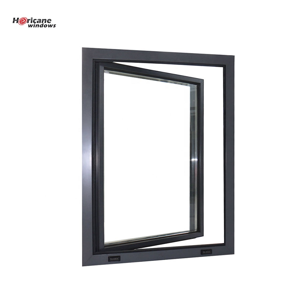 Superhouse 2021NFRC AS2047 standard home safety custom aluminum glass bullet sound proof window