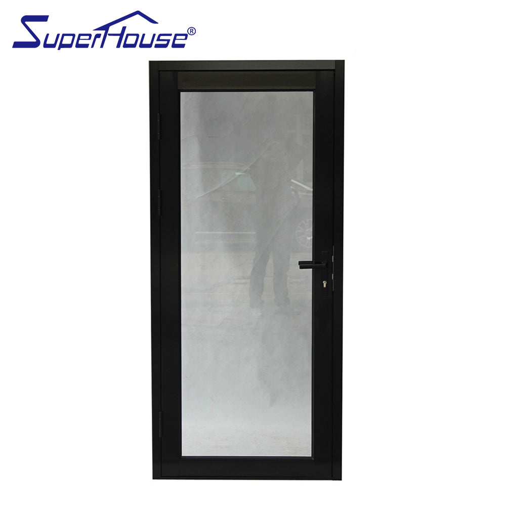 Superhouse 202110 years warranty high quality Miami Dade NOA glazed impact resistance exterior doors