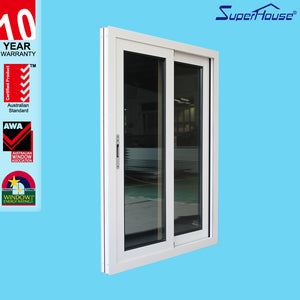 Superwu 2021The White Sliding Window With Safety Net Is Safe And Beautiful, You Can Also Customize Other Colors