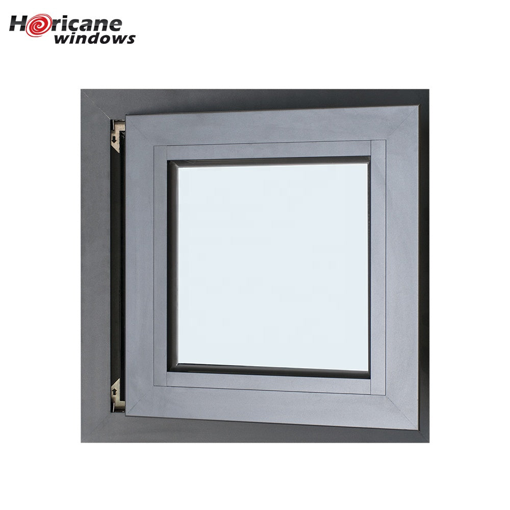 Superhouse 2021NFRC AS2047 standard powder coated home double hung thermal broken aluminum casement sound proof window