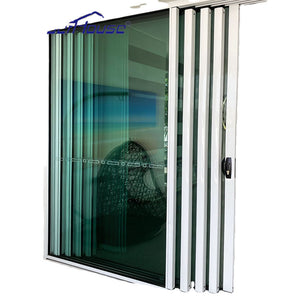 Superhouse 2021Large Oversized External Exterior Double Wide Aluminium Sliding Barn Patio Glass Doors for Sale