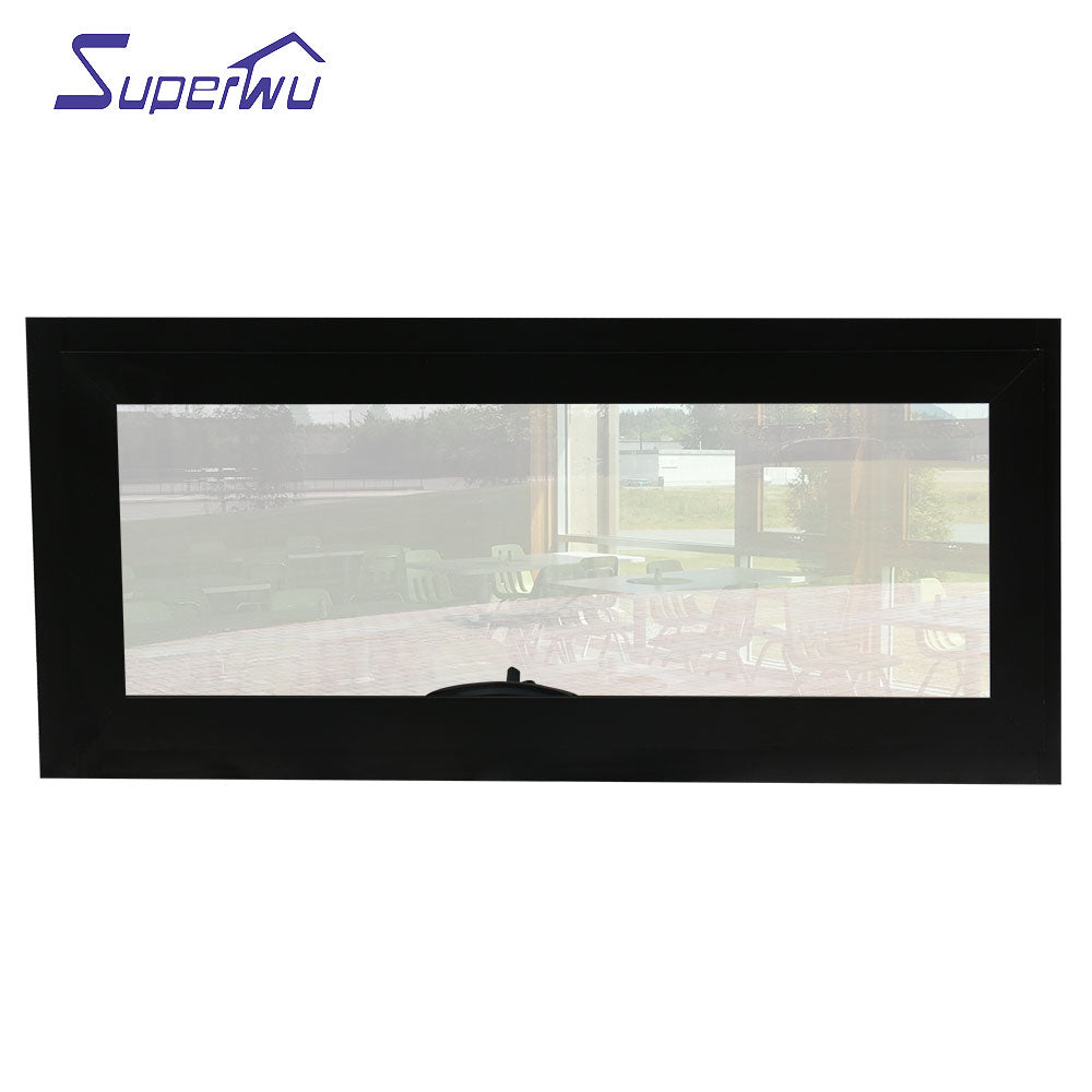 Superwu 2021High quality factory sample design window grills anti-theft guards single glazed With Best Service