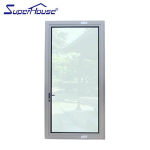 Superhouse 2021Australia standard / New Zealand standard / Miami NFRC impact glass door