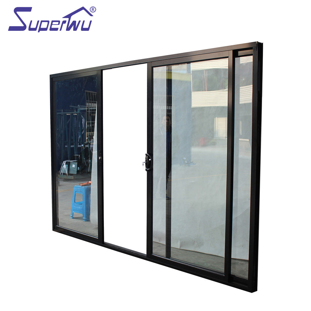Superwu 2021Factory doors and windows in aluminium aluminum window door production line China Big Manufacturer Good Price