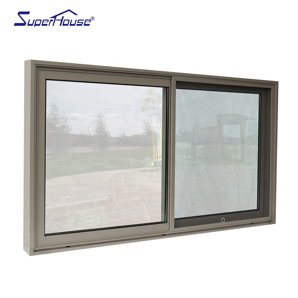 Superhouse 2021High quality sliding window for kitchen room
