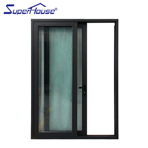 Superhouse 2021Florida Miami-Dade County Approved NFRC Hurricane impact resistant impact glass slider door