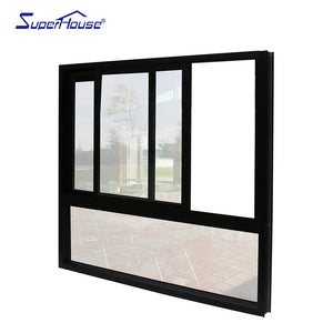 Superhouse 2021Florida Miami-Dade County Approved Hurricane impact resistant NOA impact slider doors window