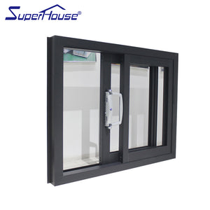 Superhouse 2021Florida Miami-Dade County Approved NFRC Hurricane impact resistant impact sliding glass door