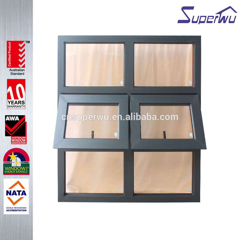 Superhouse 2021Superwu safety windows and doors Australian as2047 aluminium glass window pane