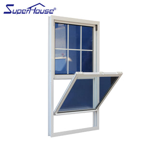 Superhouse 2021Australian certified, New Zealand, AAMA, Miami Dade approved impact insulated glass aluminium vertical slider window