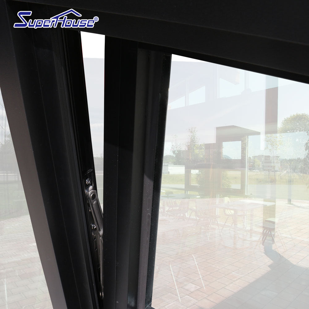 Superhouse 2021New Products As2047 Standard Chain Winder Awning Window