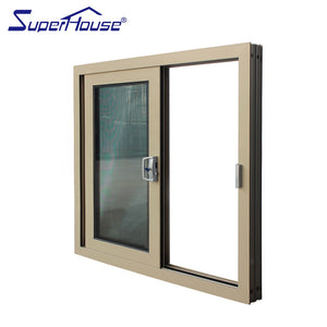 Superhouse 2021Superhouse hot sale Miami-dade standard hurricane proof impact windows sliding window