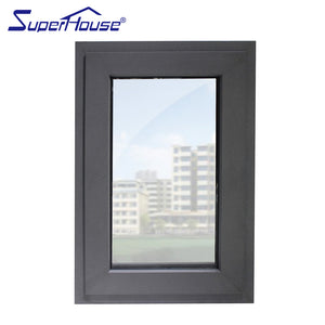 Superhouse 2021Superhouse new design smart glass window curved casement window