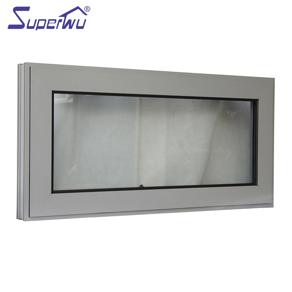 Superwu 2021Aluminium thermal break Profile cost-effective Awning Windows AS2047