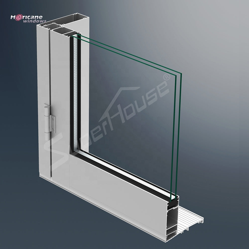 Superhouse 2021Aluminum Hinged Door