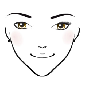 How to choose false lashes for monolid eye