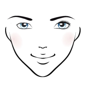 how to choose false lashes for hooded eyes