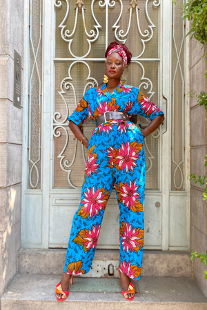 Load image into Gallery viewer, Khodia jumpsuit