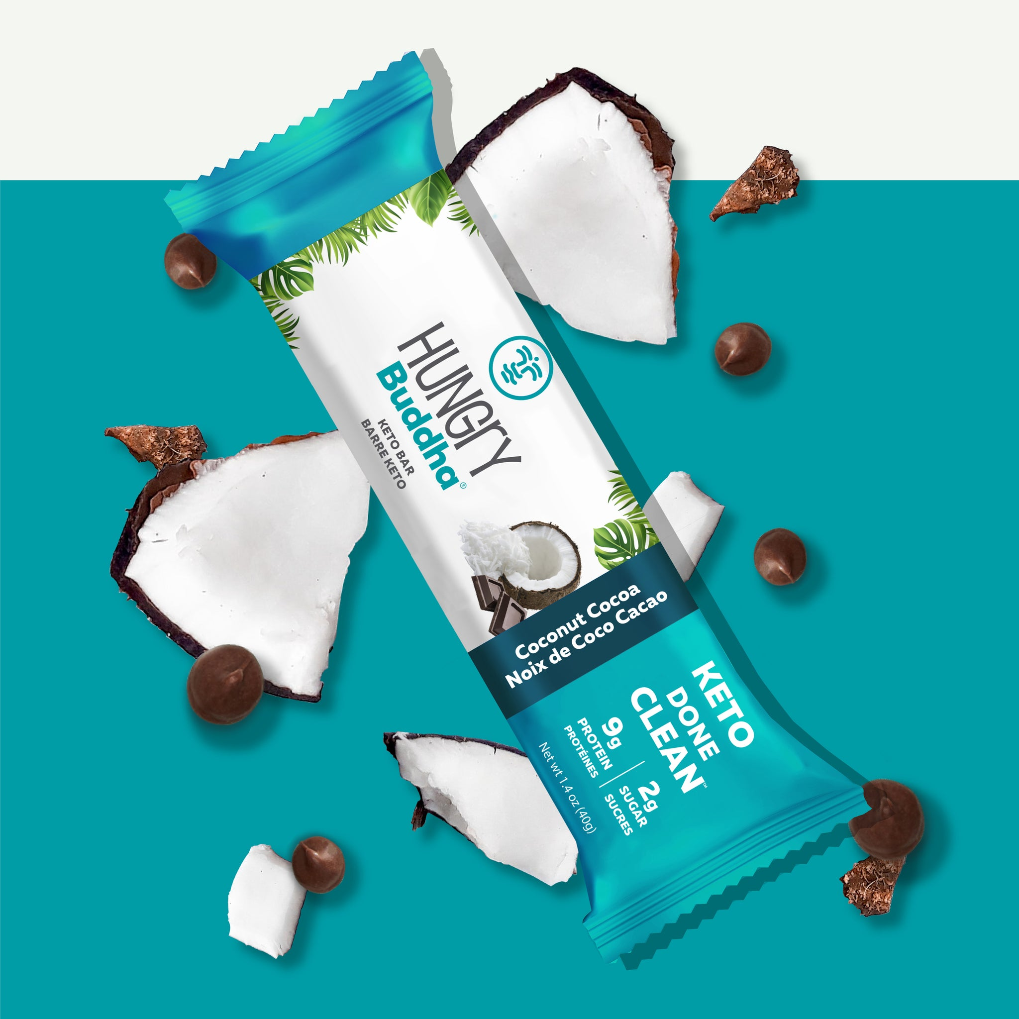 Coconut Cocoa Bar
