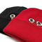 Kids Slug Eye Beanie - Red and Black