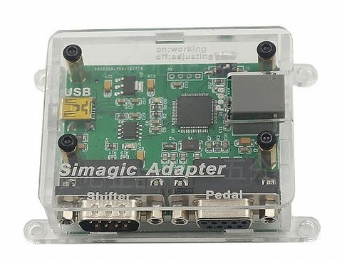 SIMAGIC PEDAL ADAPTER