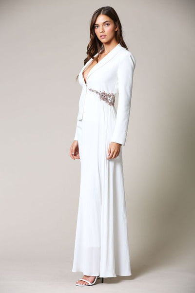 MAXI SET JEWEL BLANCO