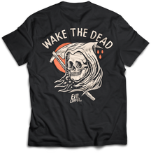 Load image into Gallery viewer, Wake The Dead - Evil Coffee T-Shirt