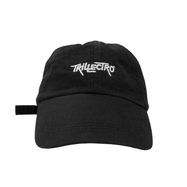 Black Trillectro Cap