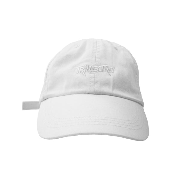 Pure White Trillectro Cap